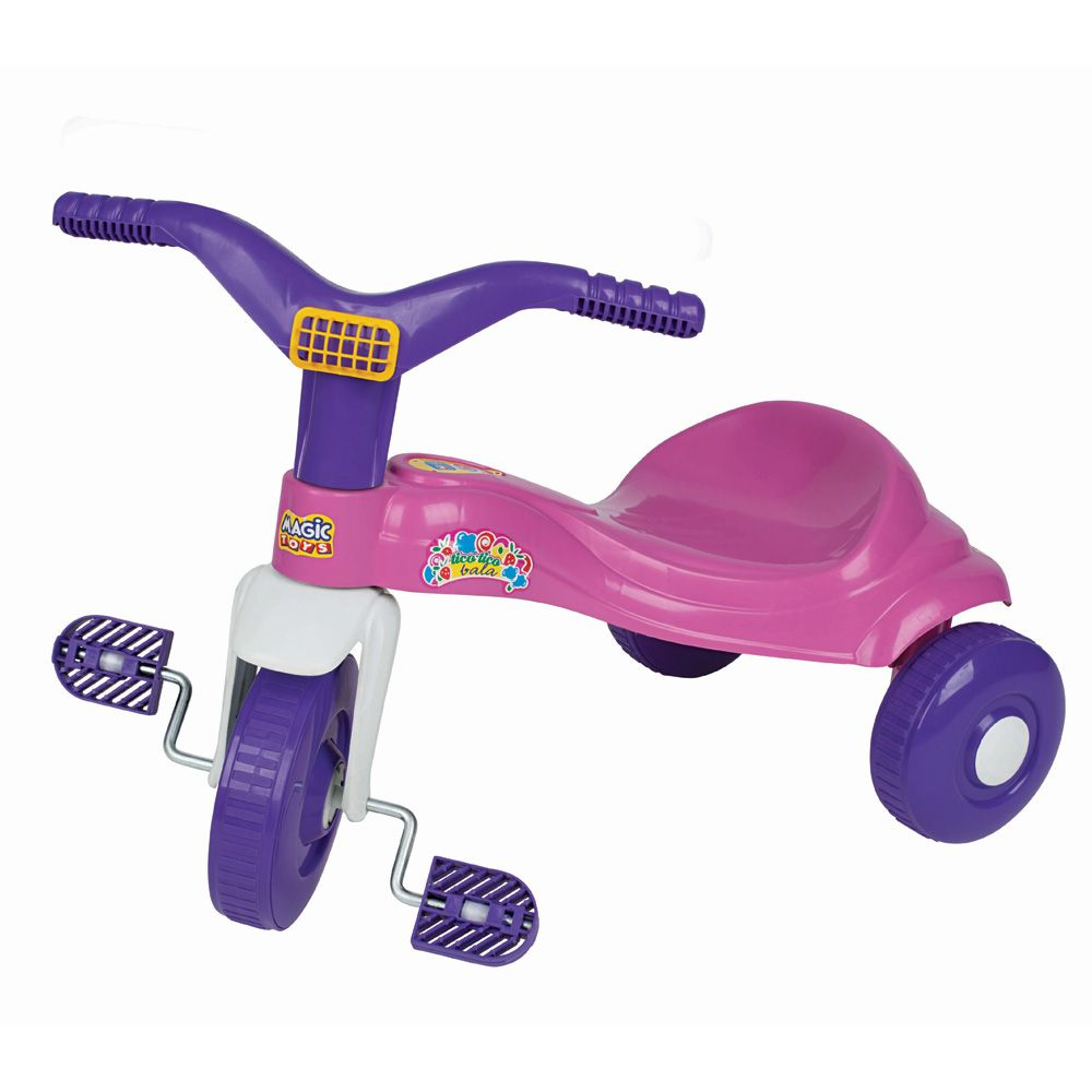 Triciclo Tico-tico bala 2520 Magic Toys