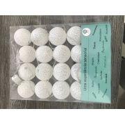 Embalagem PVC para 20 bolinhas