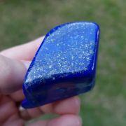 Cristal - Pedra Lapidada - Lápis Lazúli com Pirita