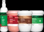 D'água Natural - Kit Massagem Redutora - 4 Produtos