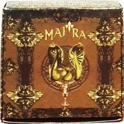 Incenso Maitra - ROSA BRANCA - Cubo 12 Unidades