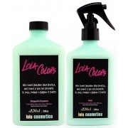 Lola Cosmetics - Kit Lola Colors - Shampoo Pré Tratamento 230ml + Fixate Spray Fixador da Cor 230ml