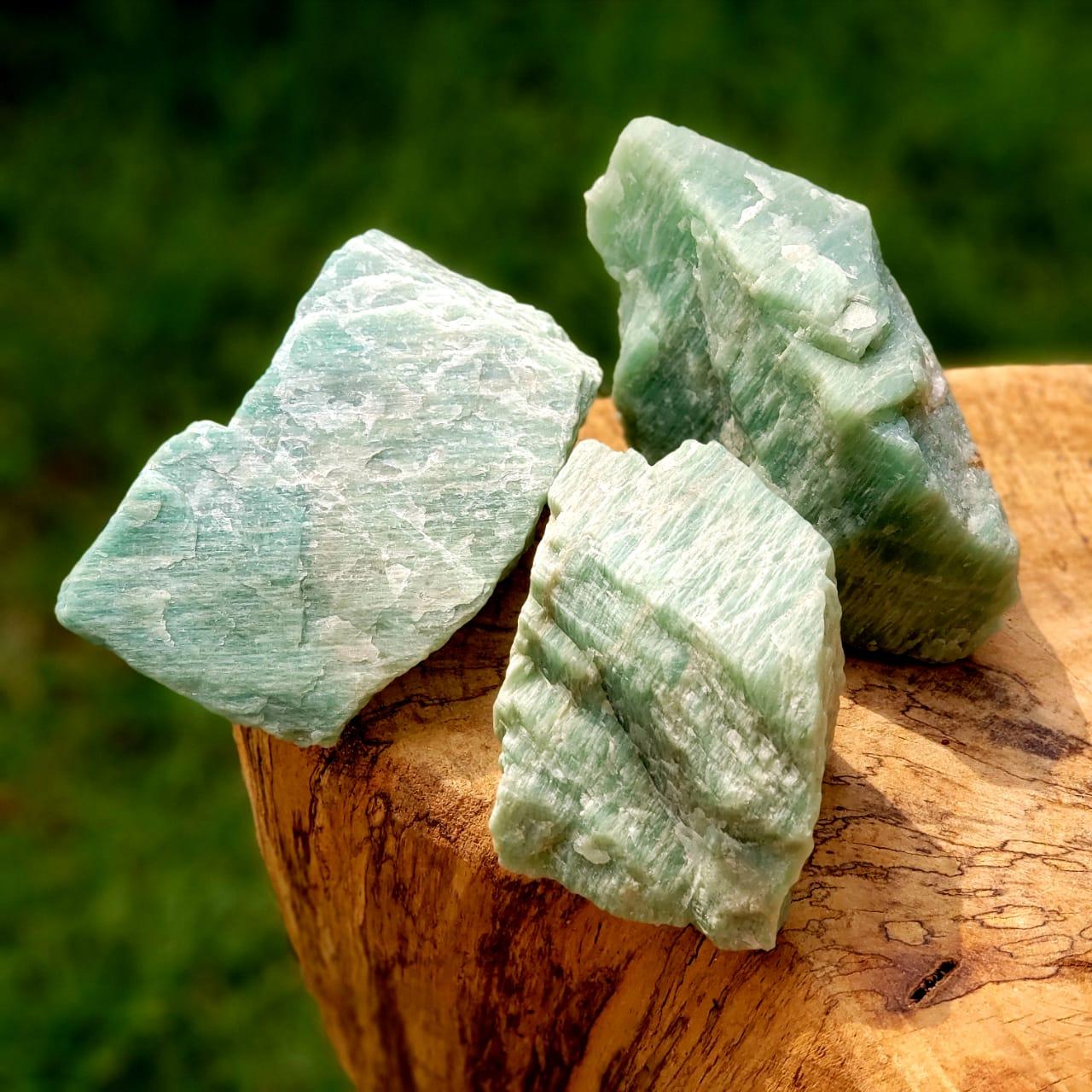 Amazonita Pedra Bruta