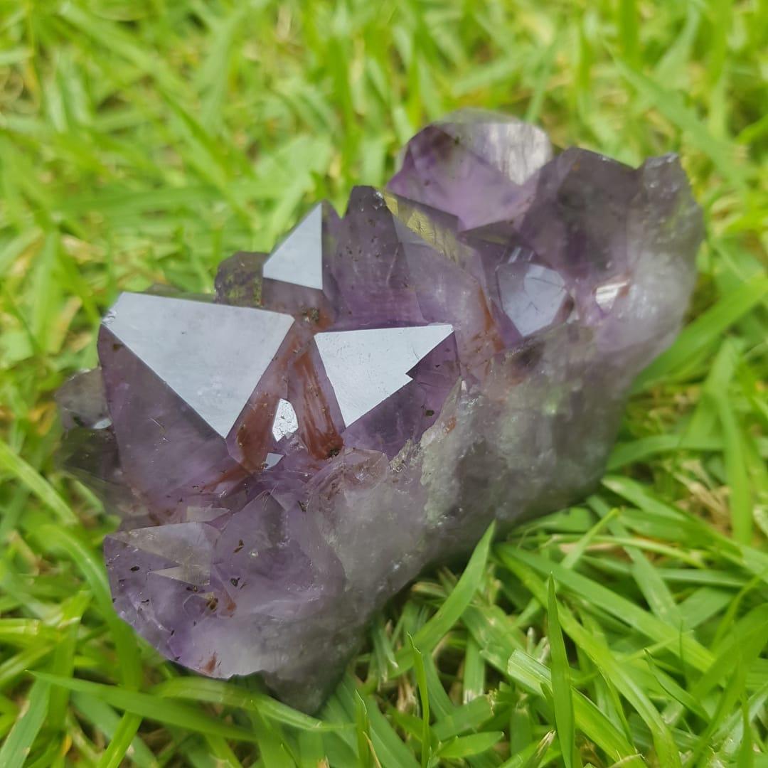 Cristal - Drusa - Ametista - Elevação Espiritual
