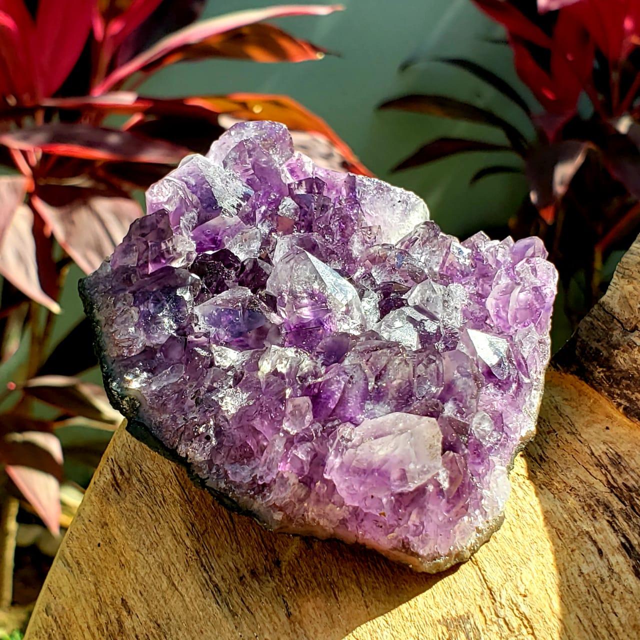 Cristal - Drusa - Ametista - Espiritualidade