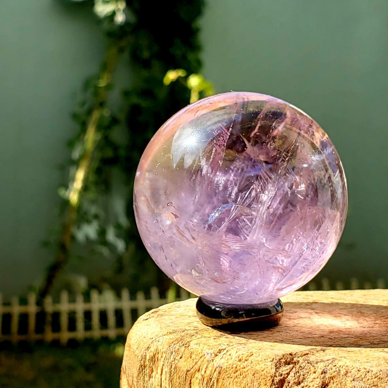 Cristal - Esfera - Ametista