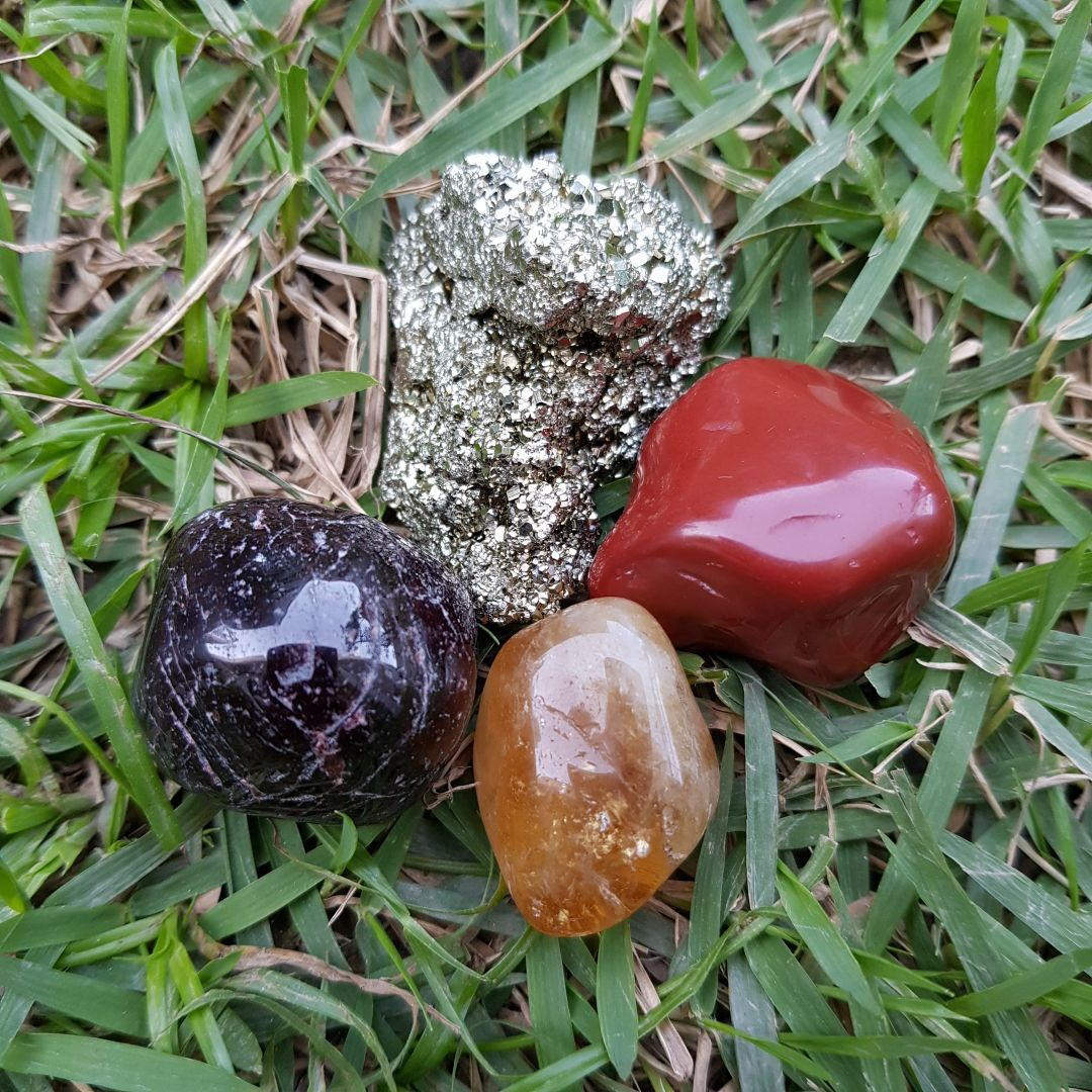 Cristal - Kit Sucesso e Prosperidade