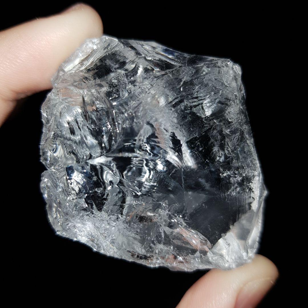 Cristal - Pedra Bruta - Cristal de Quartzo Branco - Paz Interior