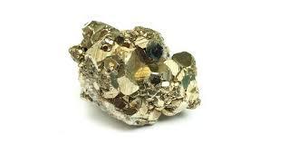 Cristal - Pedra Bruta - Pirita