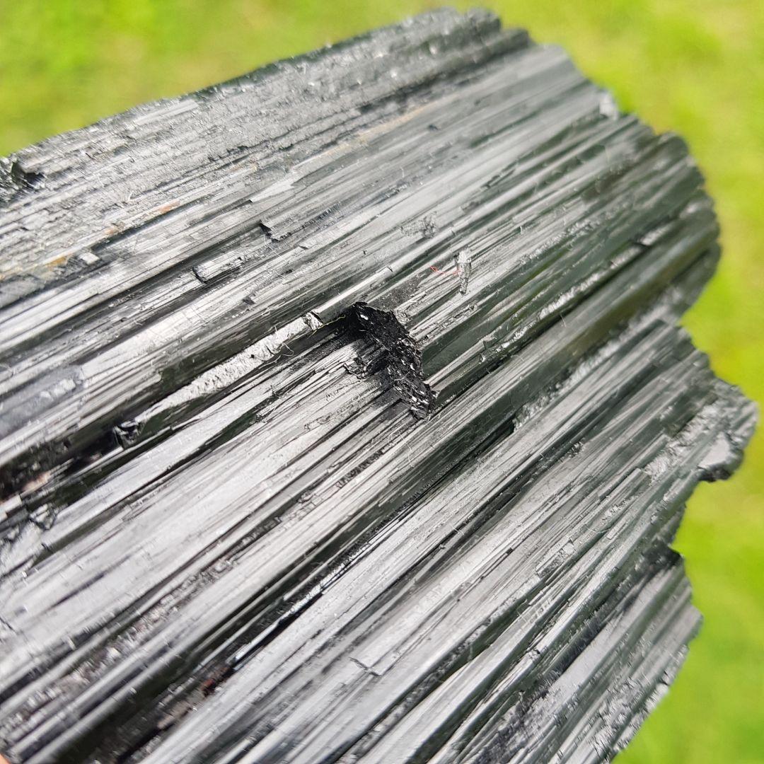 Cristal - Bruto - Turmalina Negra Escudo Protetor