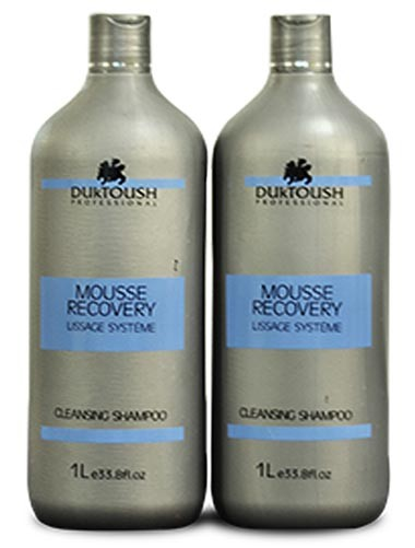 Duktoush - Kit Duo Lissage Systéme - Mousse Recovery - Liso Absoluto