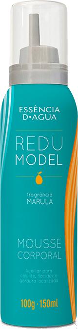 Essência D'água - Redumodel - Mousse Corporal para Celulite - 100g/150ml