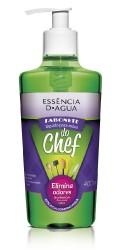 Essência D'água - Sabonete do Chef - Elimina Odores - 400ml