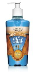 Essência D'água - Super Sabonete do Chef - Elimina Odores - 400ml