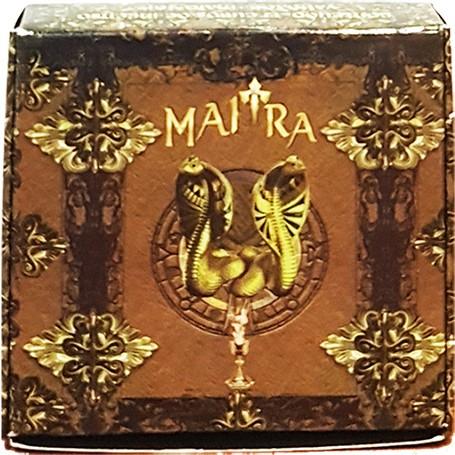 MADEIRAS DO ORIENTE Incenso Maitra Cubo 12 Unidades