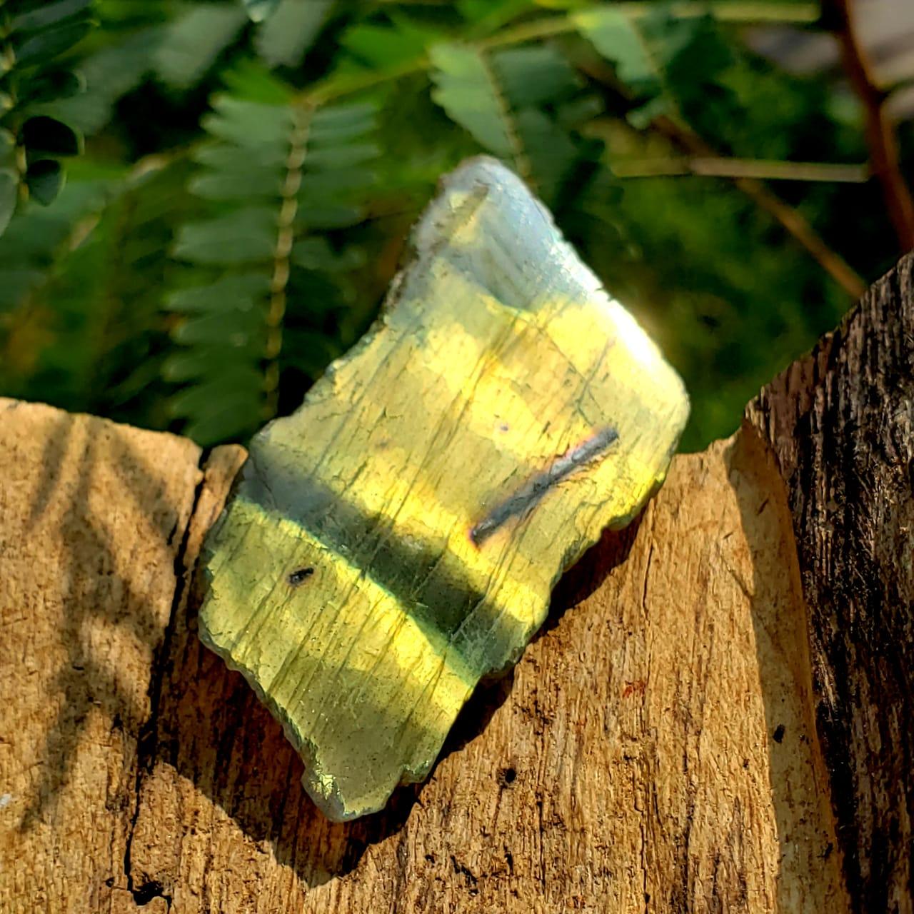 Labradorita Pedra Protetora e Mística