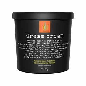 Lola Cosmetics - Dream Cream - Máscara Reconstrutora - 150g