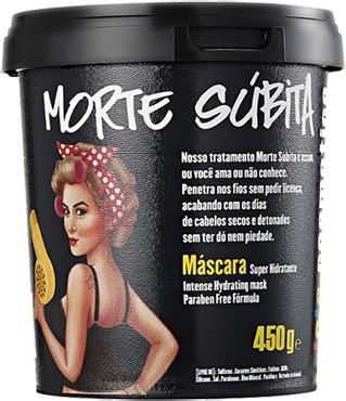 Lola Cosmetics - Morte Súbita - Máscara Super Hidratante - 450g