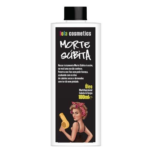 Lola Cosmetics - Morte Súbita - Óleo Multifuncional - Cabelo e Corpo - 100ml