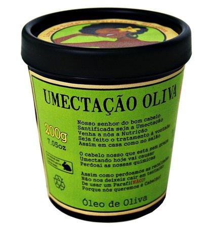 Lola Cosmetics - Umectação Oliva - 100% Vegetal - 200g