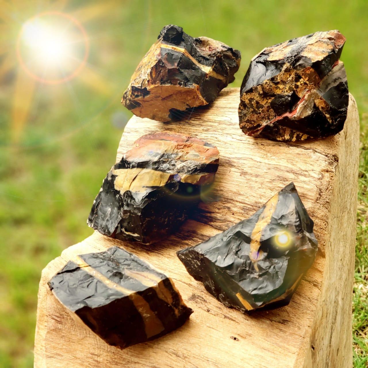 Ônix Pedra Bruta
