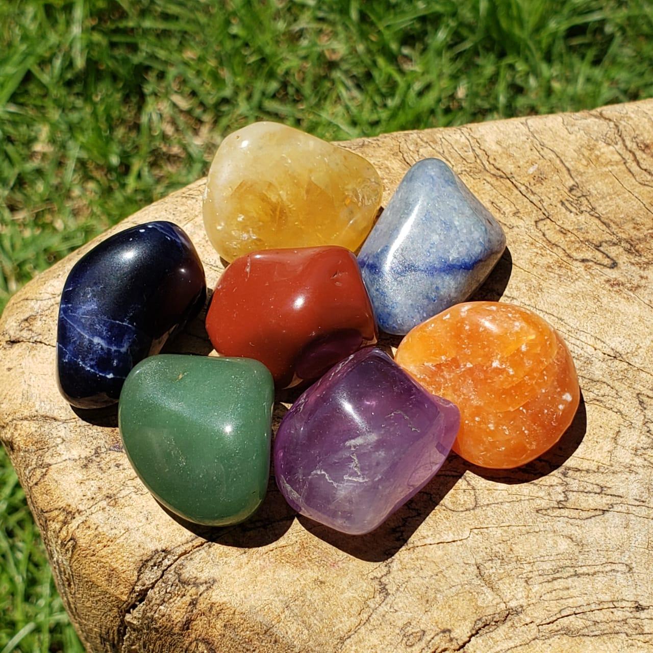 Pedra dos Chacras Fortalece a Saúde e Equilibra Emoções