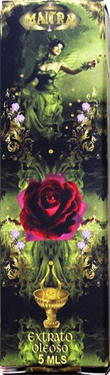 TEMPLÁRIO Óleo Aromático Místico Extrato Maitra 5ml