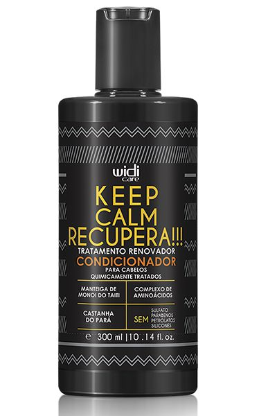 Widi Care - Keep Calm Recupera - Condicionador - 300ml