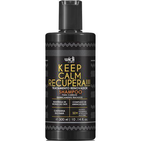 Widi Care - Keep Calm Recupera - Shampoo - 300ml