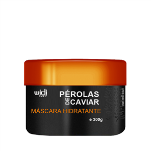 Widi Care - Pérolas de Caviar - Máscara Hidratante - 300g