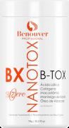 Bx Nanotox Selagem Bzero sem formol Benouver Profissional 1kg