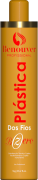 Plastica dos Fios Bzero Plástica Capilar Bzero 1000ml Benouver Profissional