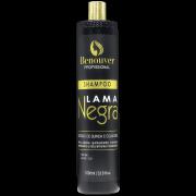 Shampoo Lama Negra Benouver Profissional 1000ml
