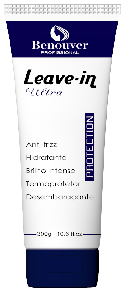 Leave-in Ultra Protection Benouver Profissional 300g