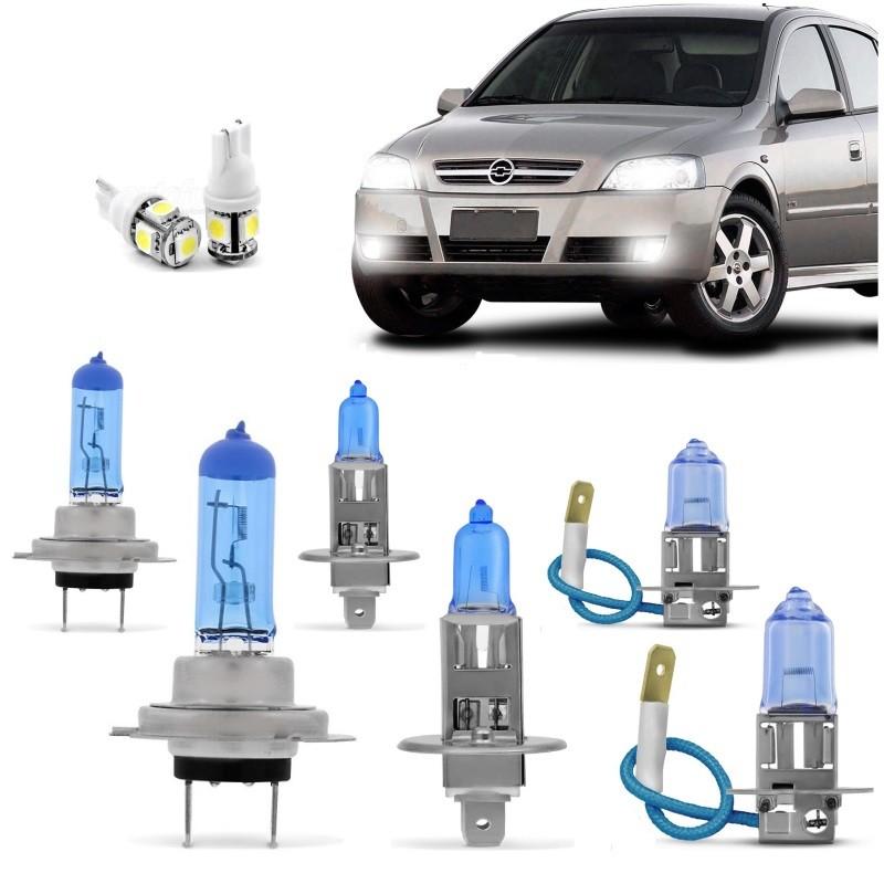 Kit Lampadas Astra 2003 2004 2005 2006 2007 2008 2009 2010 2011 2012
