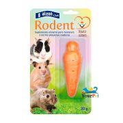 Alcon Club Rodent - Suplemento mineral para Hamsters e outros pequenos roedores (30 g)