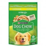 Alimento úmido Dog Chow Sachê Sabor Frango Filhotes todos os tamanhos  extra life - Nestlé Purina (100g)
