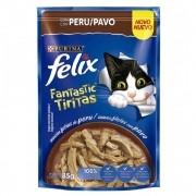 Alimento úmido Felix Fantastic Tiritas de Peru - Nestlé Purina (85g)