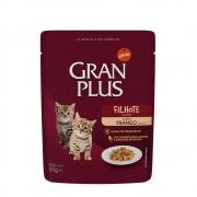 Alimento úmido Gran Plus Sachê Frango para Gatos Filhotes - Affinity Guabi (85g)