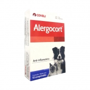 Anti-inflamatório Alergocort - Coveli (10 comprimidos)
