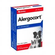 Anti-inflamatório Alergocort para Cães e Gatos - Coveli (10 comprimidos)