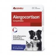 Anti-inflamatório, antialérgico e antirreumático Alergocortison - Coveli (10 comprimidos)