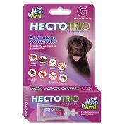 Antipulgas, Carrapatos e Repelente de moscas e mosquitos Hectotrio G para Cães de 16 a 24kg - Mon Ami (4,5ml)