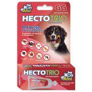 Antipulgas, Carrapatos e Repelente de moscas e mosquitos Hectotrio GG para Cães com mais de 24kg - Mon Ami (6ml)