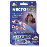 Antipulgas, Carrapatos e Repelente de moscas e mosquitos Hectotrio M para Cães de 8 a 16kg - Mon Ami (3ml)