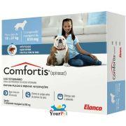 Antipulgas Comfortis 810 mg para Cães de 18 a 27 Kg - Elanco