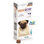 Antipulgas e Carrapatos Bravecto 250 mg para Cães de 4,5 a 10 kg - MSD