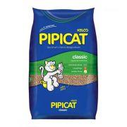 Areia Sanitária Pipicat Classic para Gatos - Kelco (4kg)
