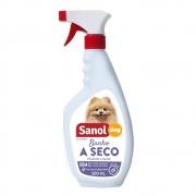 Banho a Seco Sanol Dog para Cães Adultos e Filhotes (500 ml) - Total Química