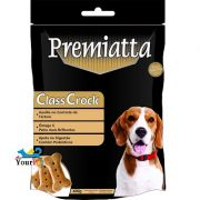 Biscoito Premiatta ClassCrock para Cães Adultos e Filhotes de todas as raças (400g)
